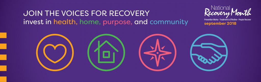 Join the voices for recovery. Invest in health, home, purpose, and community.